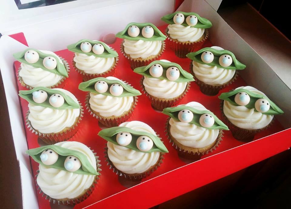 Baby Shower Cupcakes Aberdeen : Hannah Bakes Cakes