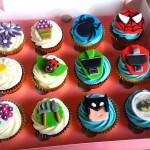 Spiderman, Batman, Power Rangers & Gardening