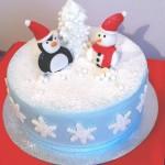 Penguin-Snowman